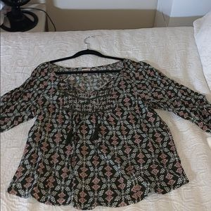 Mossimo Women's Top Size L